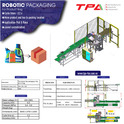 Robotic packaging system TPA